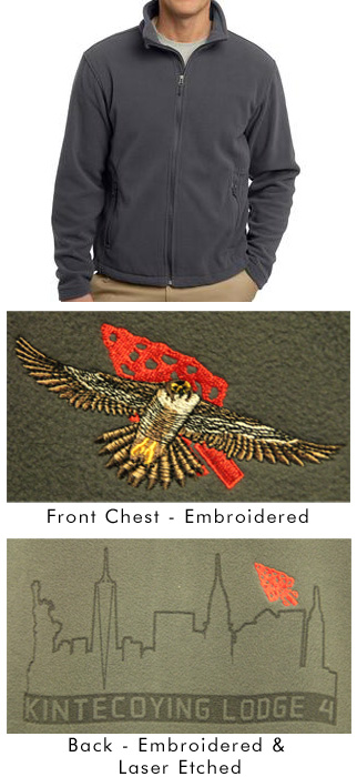 Lodge Fleece Jacket